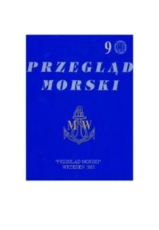 Przegląd Morski, 2003, nr 9