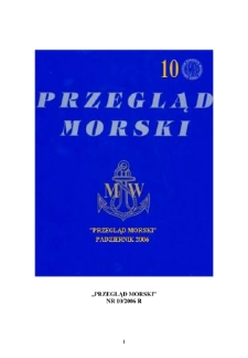 Przegląd Morski, 2006, nr 10