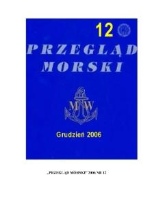 Przegląd Morski, 2006, nr 12