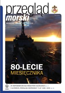 Przegląd Morski, 2008, nr 12
