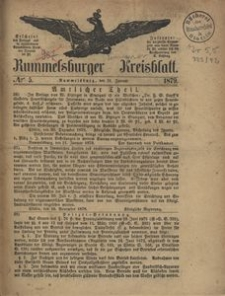 Rummelsburger Kreisblatt 1879