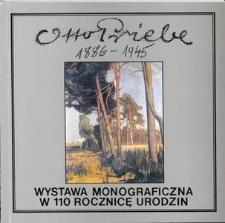 Otto Priebe 1886-1945 : wystawa monograficzna w 110 rocznicę urodzin [z suplementem]