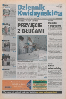 Dziennik Kwidzyński, 2000, nr 28 [właśc. 29]