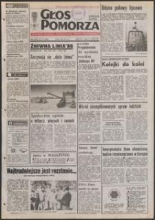 Głos Pomorza, 1986, sierpień, nr 177