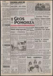 Głos Pomorza, 1986, sierpień, nr 179