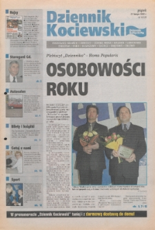 Dziennik Kociewski, 2000, nr 8