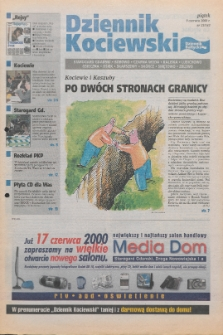 Dziennik Kociewski, 2000, nr 23