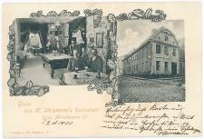 Rrestauracja przy Mittelstr. 25