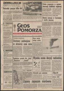 Głos Pomorza, 1986, sierpień, nr 195