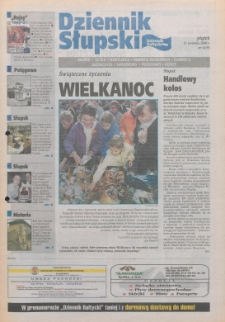 Dziennik Słupski, 2000, nr 16