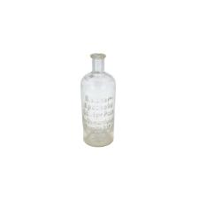Butelka na leki o pojemności 0,2 litra z Blücher Apotheke