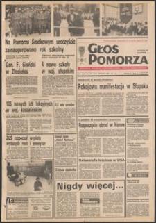 Głos Pomorza, 1986, wrzesień, nr 204