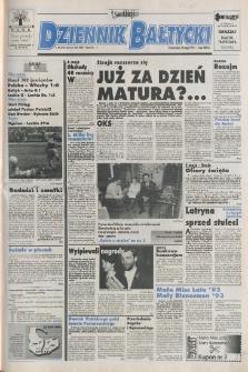 Dziennik Bałtycki, 1993, nr 105