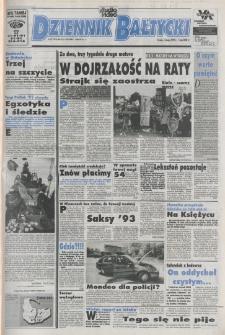 Dziennik Bałtycki, 1993, nr 107