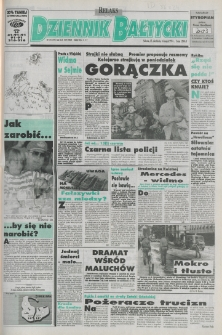 Dziennik Bałtycki, 1993, nr 110