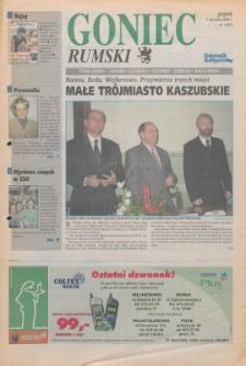 Goniec Rumski, 2000, nr 1