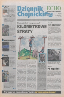 Dziennik Chojnicki, 2000, nr 8
