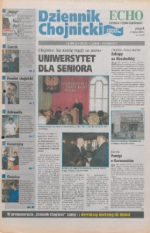 Dziennik Chojnicki, 2000, nr 11