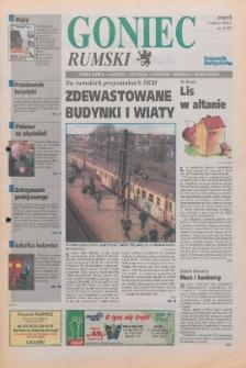 Goniec Rumski, 2000, nr 11