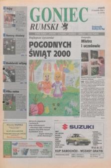 Goniec Rumski, 2000, nr 16
