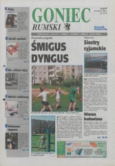 Goniec Rumski, 2000, nr 17