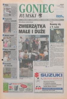 Goniec Rumski, 2000, nr 22