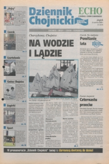 Dziennik Chojnicki, 2000, nr 25