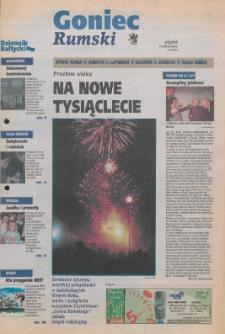 Goniec Rumski, 2000, nr 52