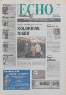 Echo Pruszcza, 2000, nr 1
