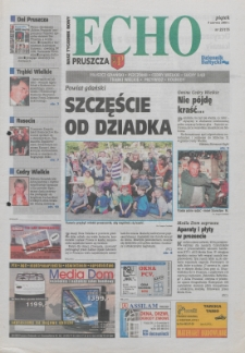 Echo Pruszcza, 2000, nr 23