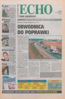 Echo Ziemi Lęborskiej, 2000, nr 13