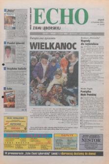 Echo Ziemi Lęborskiej, 2000, nr 16