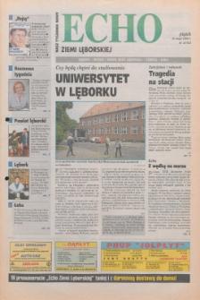 Echo Ziemi Lęborskiej, 2000, nr 21