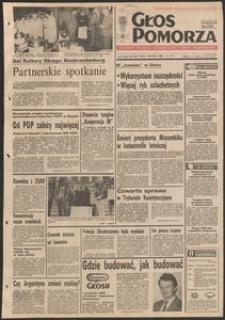 Głos Pomorza, 1986, październik, nr 246