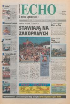 Echo Ziemi Lęborskiej, 2000, nr 30 [właśc. 31]