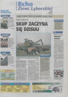 Echo Ziemi Lęborskiej, 2000, nr 31 [właśc. 32]