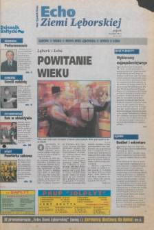 Echo Ziemi Lęborskiej, 2000, nr 51 [właśc. 52]