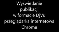 Jak wyświetlić publikację DjVu w Chrome? DjVu Viewer Extension - filmik