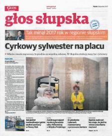 Głos Słupska : tygodnik Słupska i Ustki, 2017, grudzień, nr 301