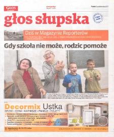 Głos Słupska : tygodnik Słupska i Ustki, 2017, październik, nr 223