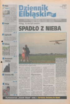 Dziennik Elbląski, 2000, nr 20