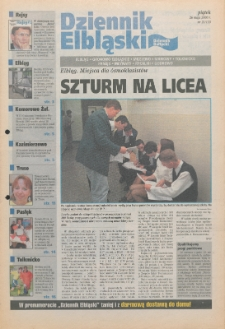 Dziennik Elbląski, 2000, nr 21