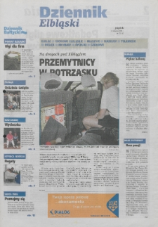 Dziennik Elbląski, 2000, nr 33