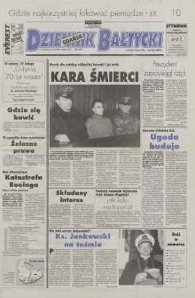 Dziennik Bałtycki, 1996, nr 33