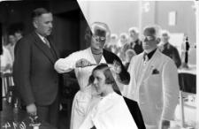 Współzawodnictwo zawodowe (Berufswettkampf) - fryzjerstwo