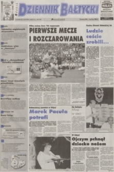 Dziennik Bałtycki, 1996, nr 134