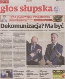 Głos Słupska : tygodnik Słupska i Ustki, 2017, luty, nr 40