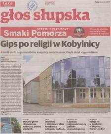 Głos Słupska : tygodnik Słupska i Ustki, 2017, czerwiec, nr 127