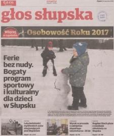 Głos Słupska : tygodnik Słupska i Ustki, 2018, styczeń, nr 21