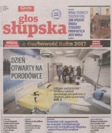 Głos Słupska : tygodnik Słupska i Ustki, 2018, luty, nr 27